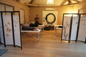 Acupuncture clinic at ZenYoga