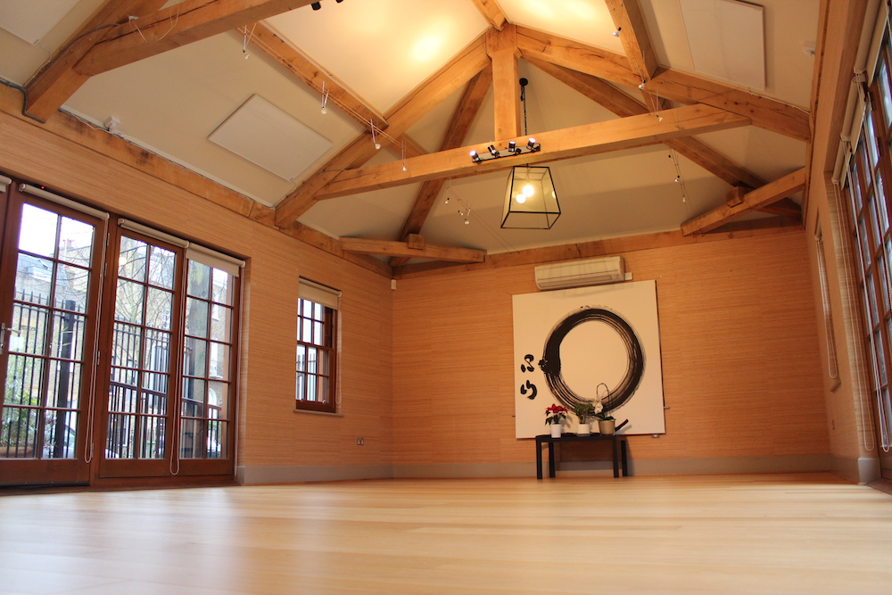 ZenYoga space to hire