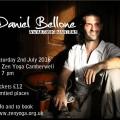 DANIEL BELLONE ~ AWAKENING MANTRAS ~ EUROPEAN TOUR