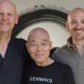 Inaugural Zen teaching and Dharma Combat ceremony (Hossen-Shiki)